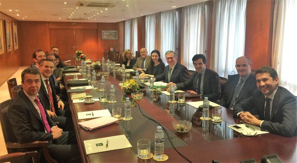 El Consejo de Administración de SERVIRED celebra en la sede de Caja Rural del Sur en Sevilla su reunión anual