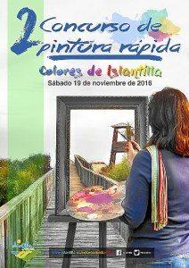 Este sábado se celebra la II edición del Concurso de Pintura Rápida 'Colores de Islantilla'