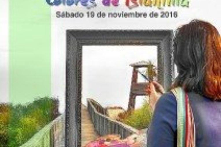 Presentada oficialmente la segunda edición del Concurso de Pintura Rápida 'Colores de Islantilla'