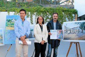 Carlos Santos & Iván Huerga ganadores de 'Colores de Islantilla'