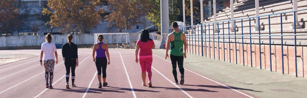 Las pistas de atletismo de Isla Cristina reciben el certificado de homologación