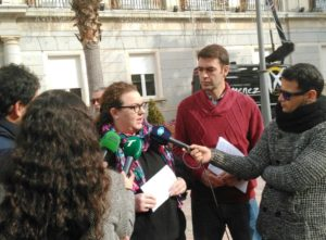 Andalucía por sí solicita el apoyo del Ayuntamiento de Huelva a la Iniciativa Legislativa contra la pobreza energética
