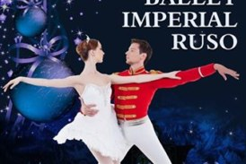 "El Ballet Imperial Ruso, Presenta en Isla Cristina ""El Cascanueces""."