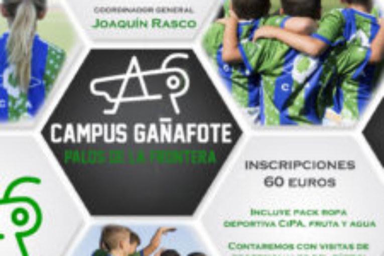 Nace la firma de eventos deportivos 'Gañafote' con la celebración de un Campus de Fútbol en Navidad