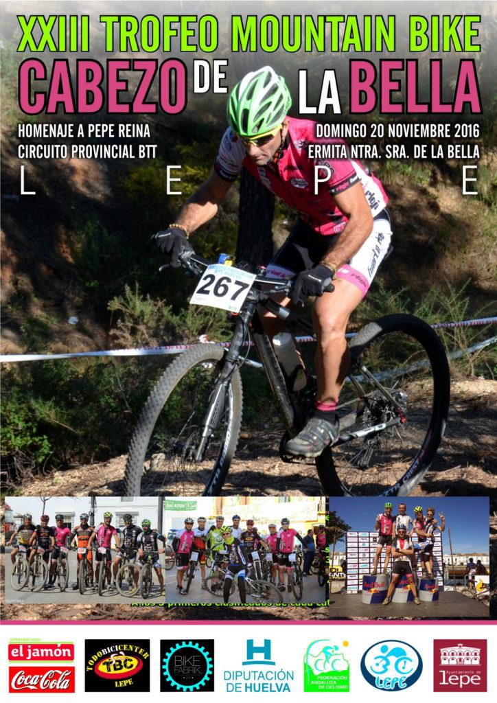 Los ciclistas del club isleño Fuerte  y Flojo a por el Pódium del rally Cabezo de la Bella