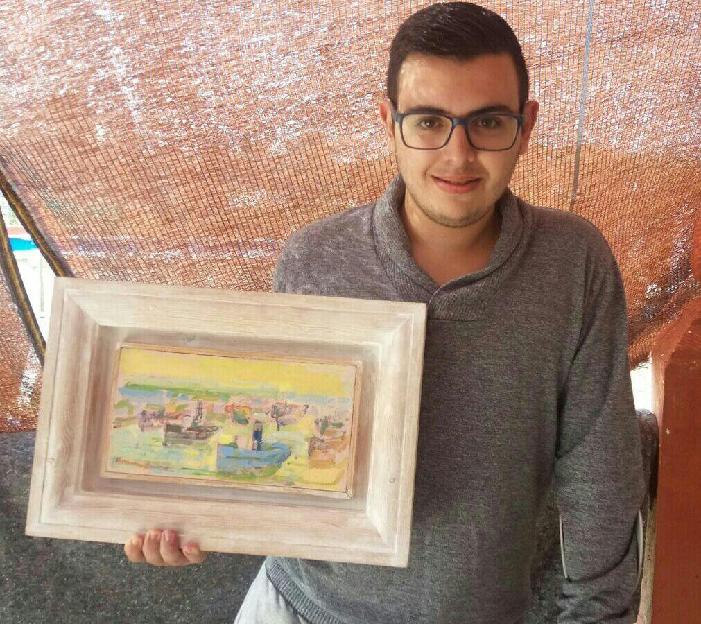 El joven isleño Emilio Jesús López sigue necesitando la solidaridad de todos para encontrar el tratamiento a su enfermedad