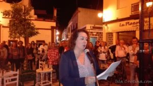 Celebrada la Oración por todos los Santos y Difuntos en la Hermandad del Rocío de Isla Cristina