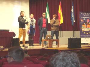 Escolares de la provincia conocen los aspectos de la Unión Europea a través de un programa de la Diputación
