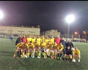 Los Veteranos de Isla Cristina, líderes de la liga Provincial de Huelva