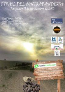 I Trail del Contrabandista en «La Raya» por Paymogo