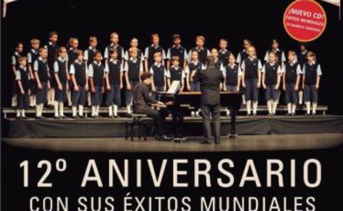 """Gran Concierto de """"Los Chicos del Coro"""" en Isla Cristina"""