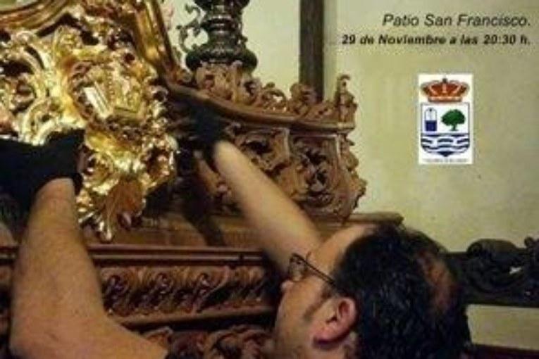 """D. Daniel Sánchez Vázquez. En los """"Martes Culturales"""" de Isla Cristina"""