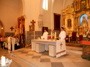 Sabatina Hermandad de Nuestra Señora del Rocío de Isla Cristina
