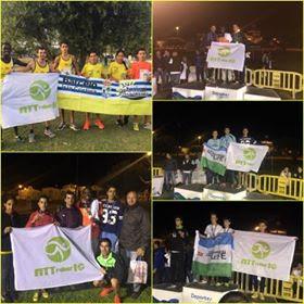 Gran actuación de nuestros atletas del C.A. Isla Cristina en el Cross Campo a Través 'Ermita de La Bella'