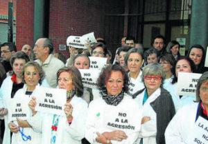 CSIF reclama medidas urgentes al SAS ante una nueva agresión en el centro de Salud de Los Rosales