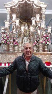 Cena de Navidad y Homenaje de la Hermandad del Rocío de Isla Cristina