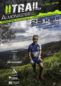 El próximo domingo se celebra el II Trail Almonaster la Real