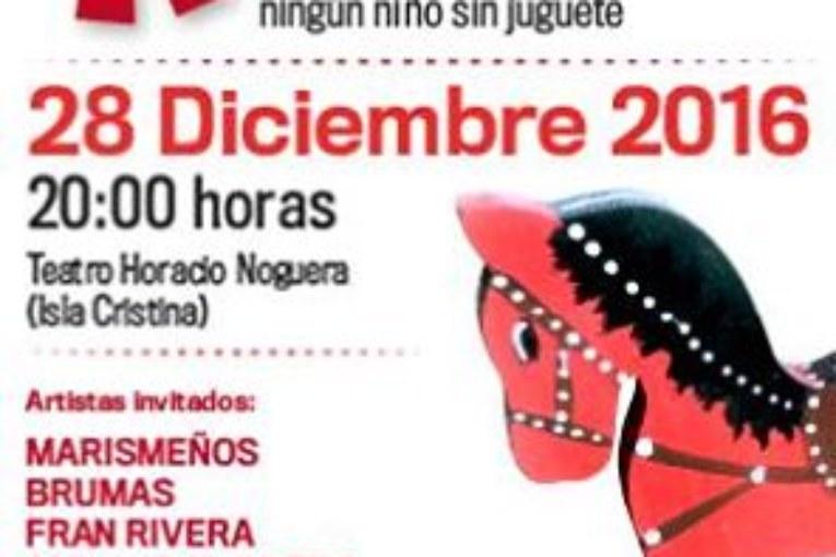 Isla Cristina acoge este miércoles la Gala Inocente ¡Inocente, Inocente!