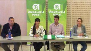 """AxSí participará en la movilización del 4 de Diciembre """"para reivindicar 'Andalucía Soberanía'"""
