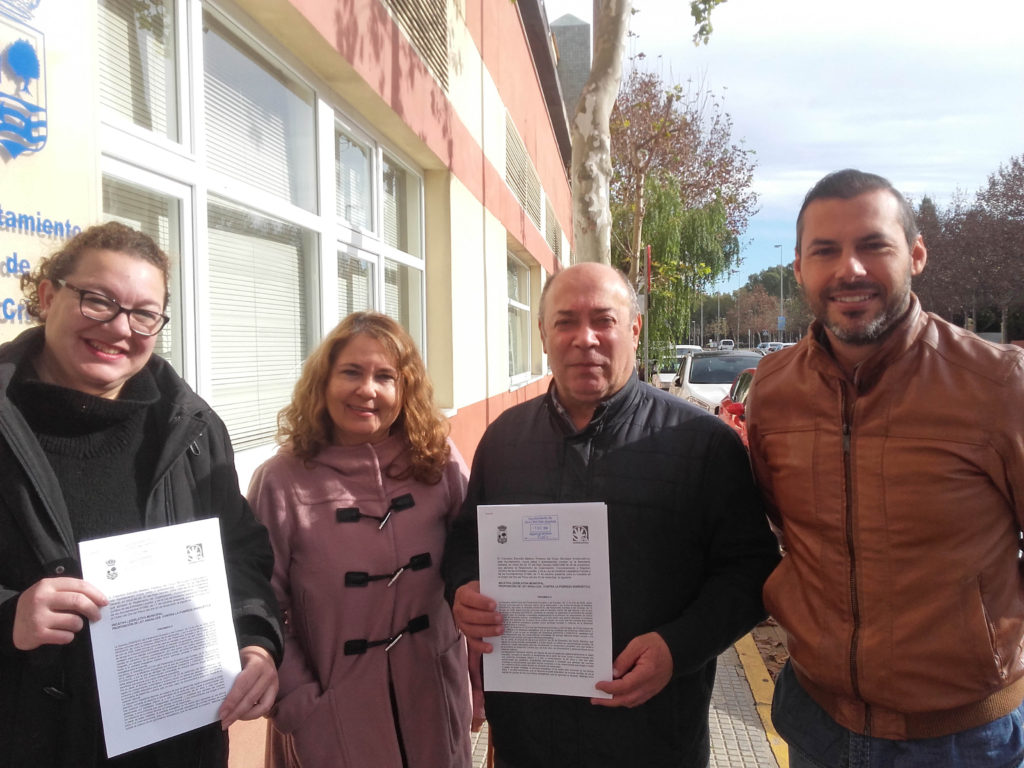 La Iniciativa Legislativa contra la pobreza energética que defiende Andalucía Por Sí llega al Ayuntamiento de Isla Cristina
