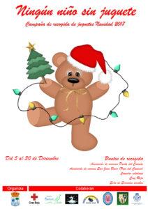 Comienza la Campaña de recogida de juguetes en Isla Cristina