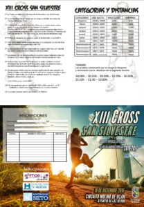 XIII Cross San Silvestre