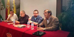 El poeta onubense Miguel Mejías protagonista en el Ciclo 'Poesía en el Patio' de Isla Cristina