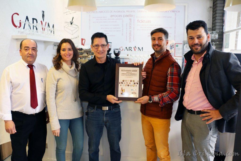 El público del Festival de Cine de Huelva coloca a Garúm como ganador de sus jornadas gastronómicas