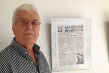 Carta de despedida como editor y director de La Higuerita de D. Rafael López Ortega