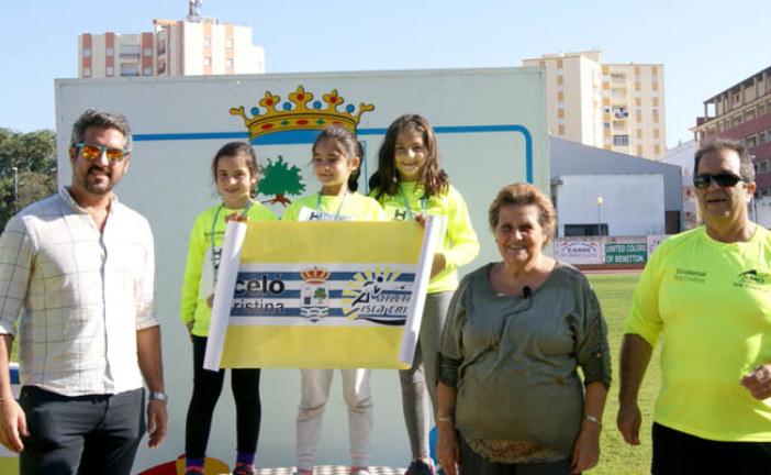 Inauguradas en Isla Cristina las Pistas de Atletismo tras la homologación de las mismas
