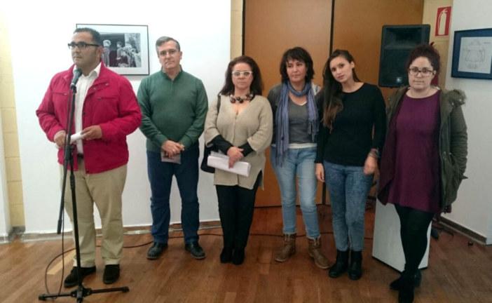 Isla Cristina acoge una exposición itinerante sobre el drama de los refugiados sirios