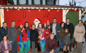 Arranca la programación navideña en Isla Cristina