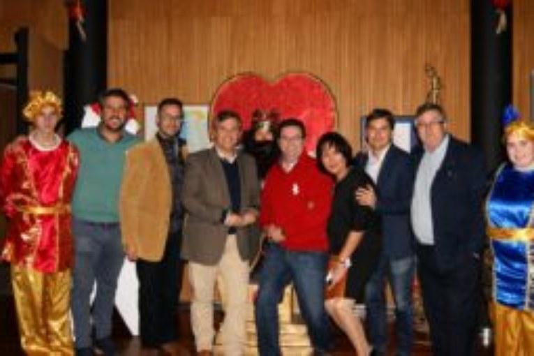 Isla Cristina se vuelca con los más pequeños en la Gala Inocente Inocente