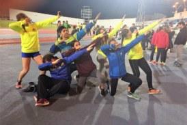 Comienza el Espectáculo del Atletismo con el C.A. Isla Cristina
