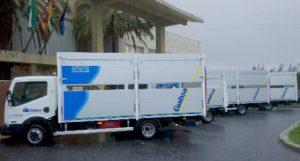 Giahsa refuerza el servicio de recogida de residuos voluminosos en la provincia