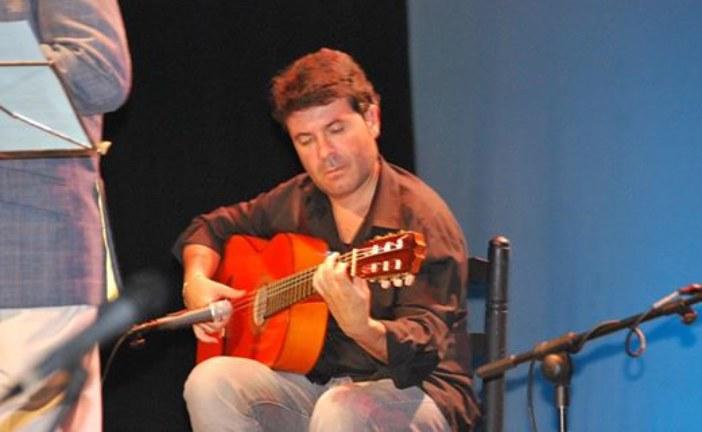 Nacho Vinagre. Guitarra de plata Carnaval de Isla Cristina 2017