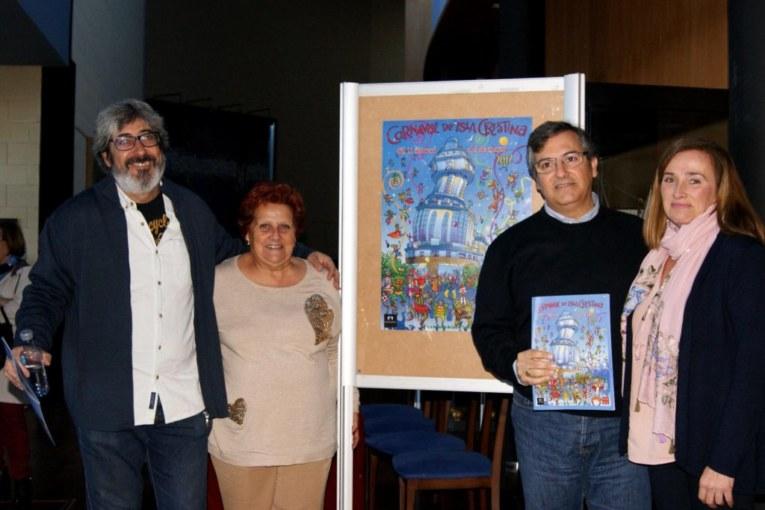 Presentada la programación y la revista del Carnaval de Isla Cristina 2017