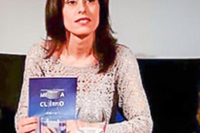 """Eva Sarrias Rodríguez, de Isla Cristina, ganadora del XXII Certamen de Poesía María del Villar con la obra """"Isla interior"""""""