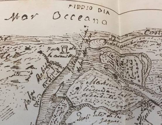 """Un Libro que fue publicado en Sevilla en 1755 """"Documento del mes» de la Biblioteca de Isla Cristina"""