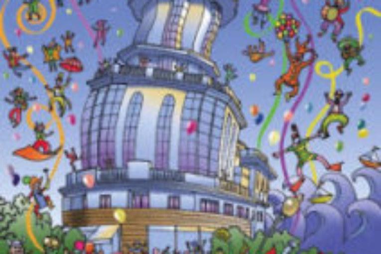 Sorteo del concurso de agrupaciones y elección del presidente del jurado del Carnaval de Isla Cristina 2017