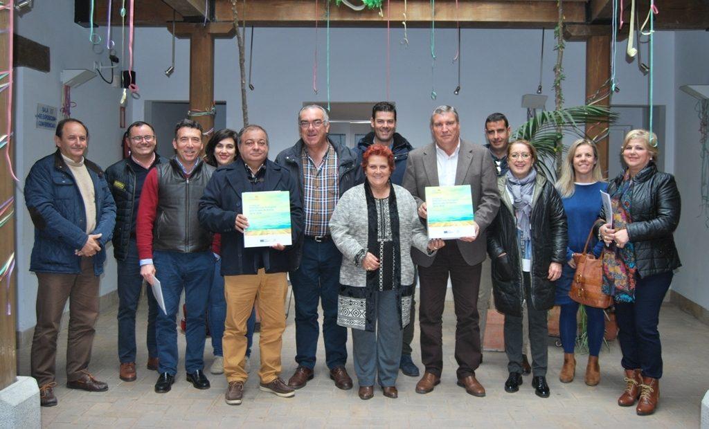 Se reúne en Isla Cristina la asociación para el desarrollo pesquero de la costa occidental de Huelva «Costaluz»