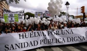 Manifiesto Huelva por una sanidad digna