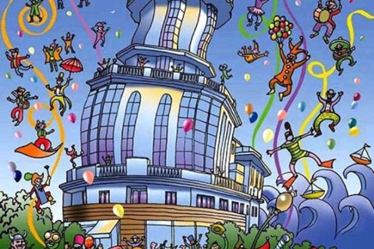 Inauguración de la Ruta del Carnaval de Isla Cristina Sábado 4 de Marzo