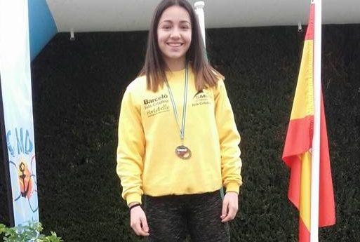 Marina, Ricardo y Juanjo a por las medallas del Campeonato de Andalucía Juvenil en pista cubierta