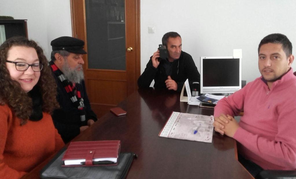 Andalucía Por Sí abre una vía de diálogo y mutua cooperación con el Grupo municipal Andalucista de Rosal de la Frontera