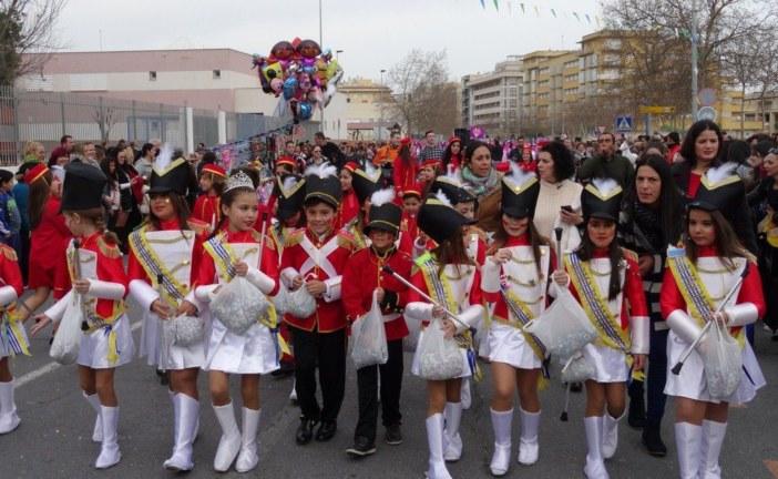 Isla Cristina celebra este viernes la «Gran Cabalgata Infantil»