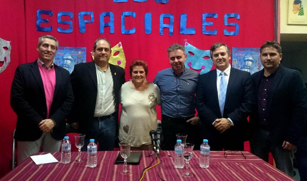 Presentado el Pregonero del Carnaval de Isla Cristina 2017