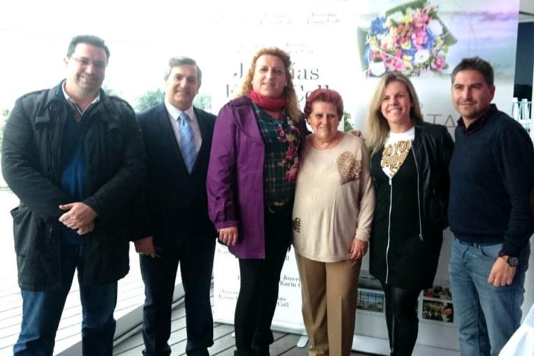 Entregado el primero de los Premios Carnavaleros en Isla Cristina, el Manuel Fragoso 'El Patitas'