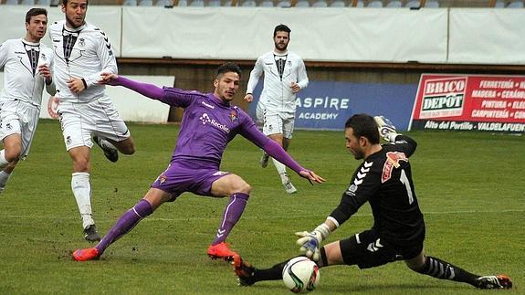 El delantero isleño Caye Quintana ficha por el Mallorca B