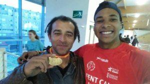 Matantu oro en el Campeonato de España promesa